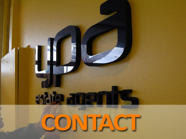 Contact Signage Melbourne