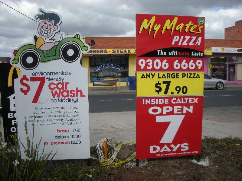 Retail Signage Melbourne 2343534534563453453