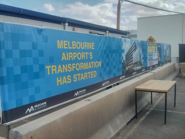 Hoarding Signage Melbourne 23424234234234